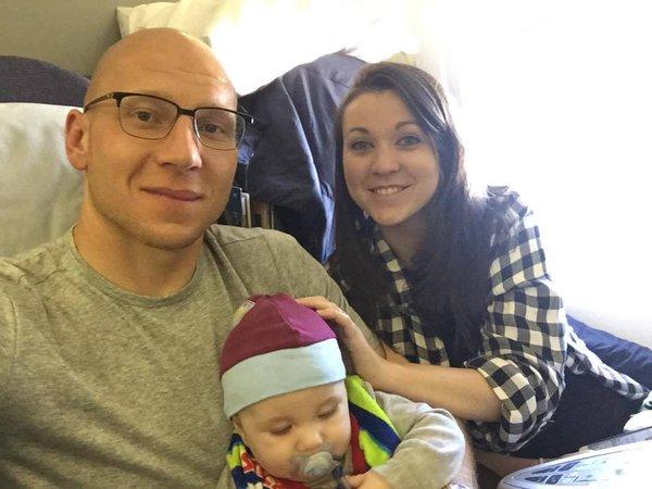 Brad Guzan Family