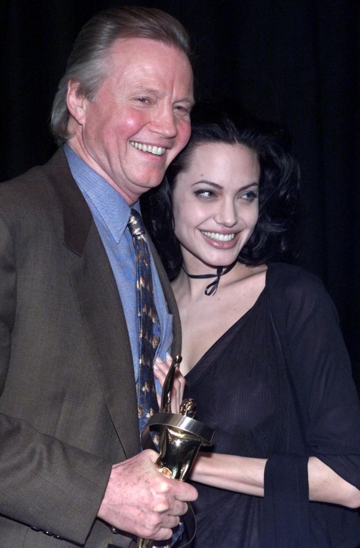 Angelina Jolie Family Father, Husband, Kids, Age