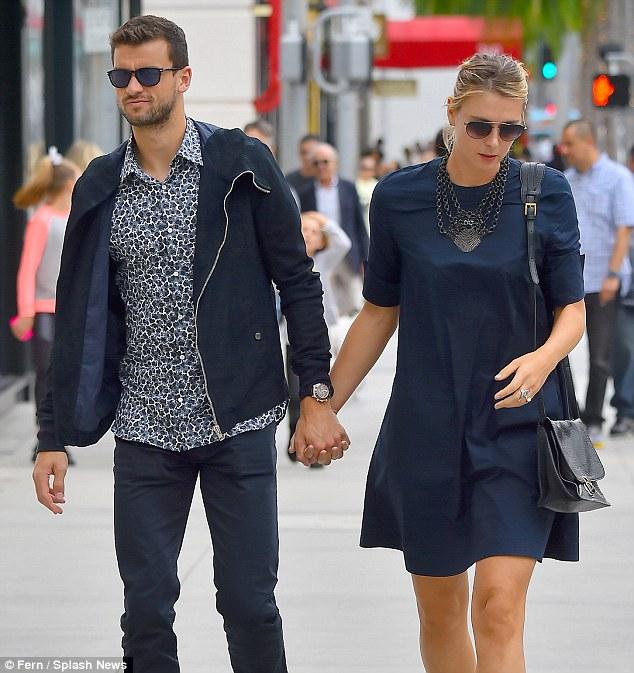 Maria Sharapova Family Pictures, Husband, Height