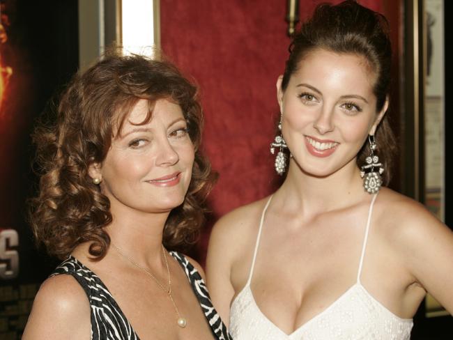 Susan Sarandon Family Tree, Daughter, Name Photos