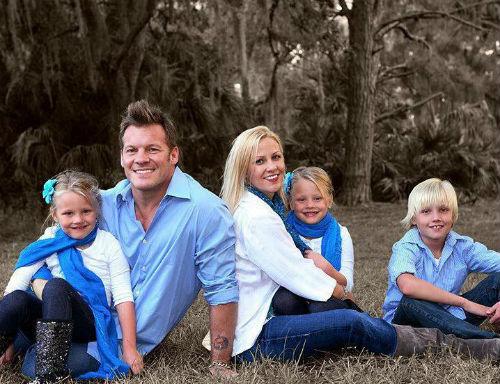 chris-jericho-family-photos-height-wife-father-name