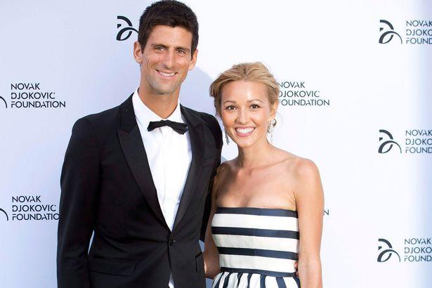 Novak Djokovic Family Photos,  Wife, Age, Height