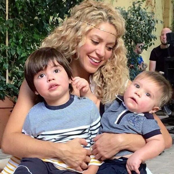 Shakira Family Photos, Children, Age, Height