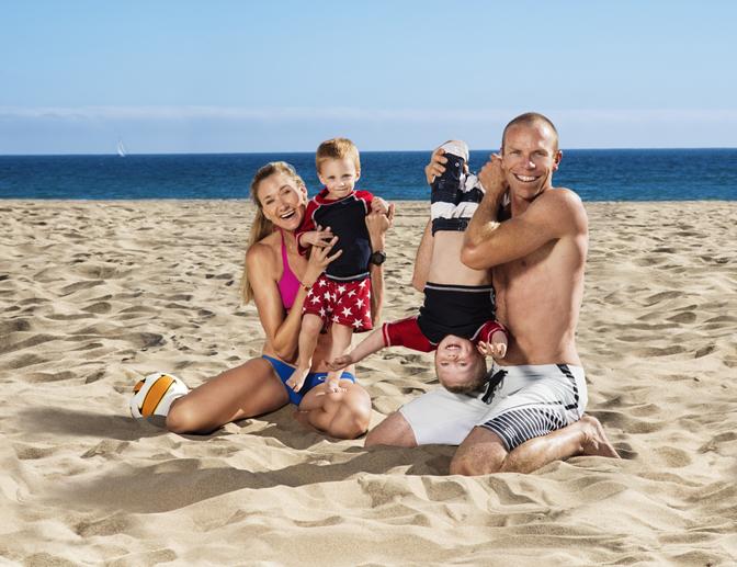 Kerri Walsh Jennings Family Photos, Husband, Kids, Age, Height