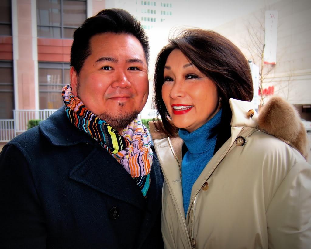 Connie Chung Family Photos Husband Age Son