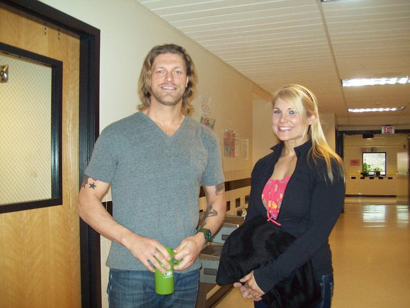 WWE Edge Family Photos, Wife, Real Name, Age, Height