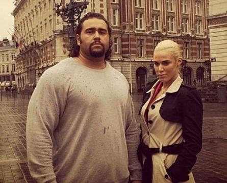 CJ Perry Lana WWE Real Name, Husband, Height
