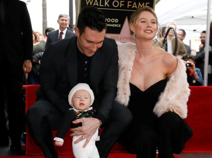 Adam Levine Parents