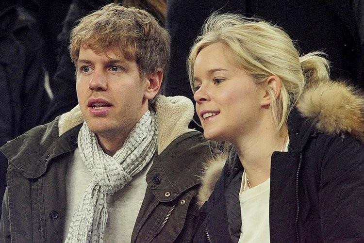 Sebastian Vettel Family Photos, Wife, Daughter, Age, Net Worth