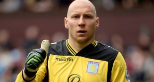 Brad Guzan Family, Wife, Height, Weight Bio