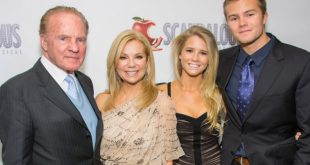 Kathie Lee Gifford Daughters, Son