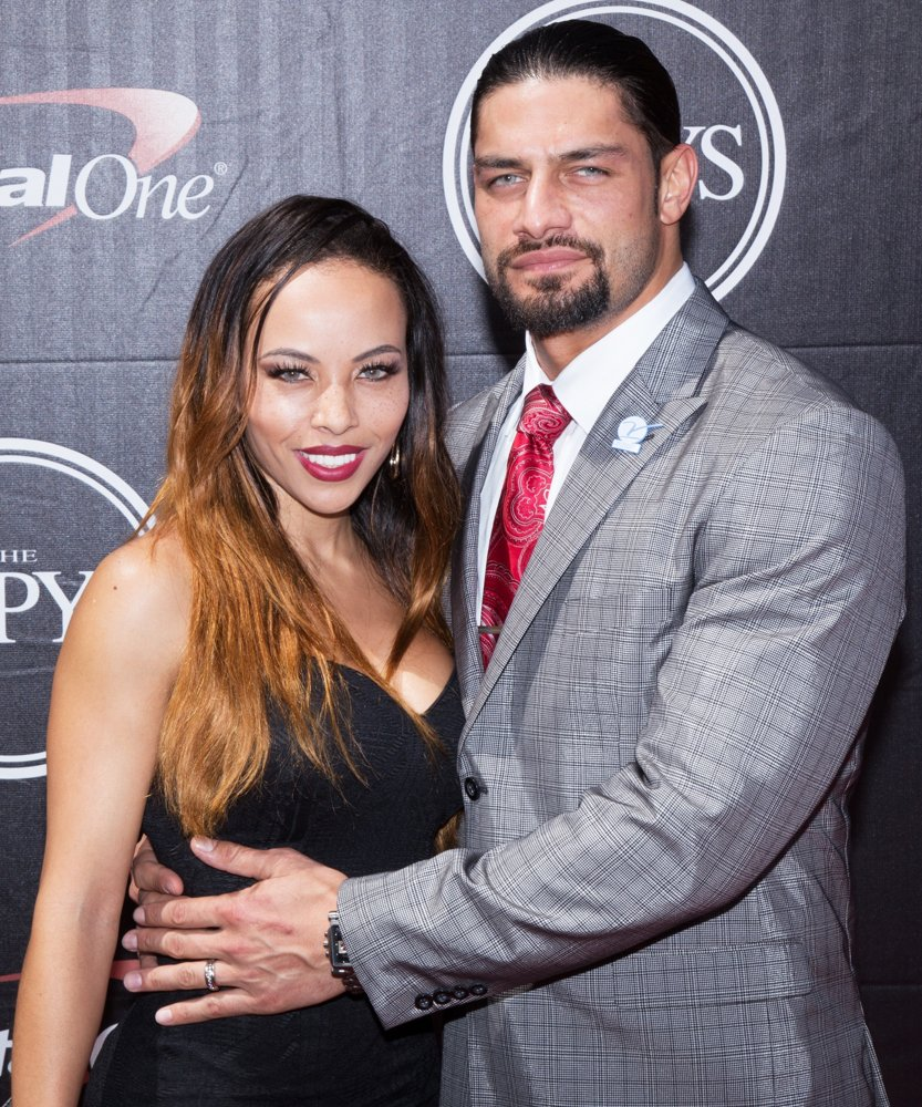 Roman Reigns Wife