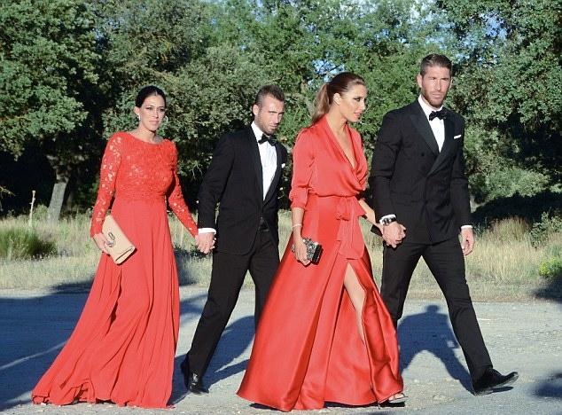 Sergio Ramos Family, Sister