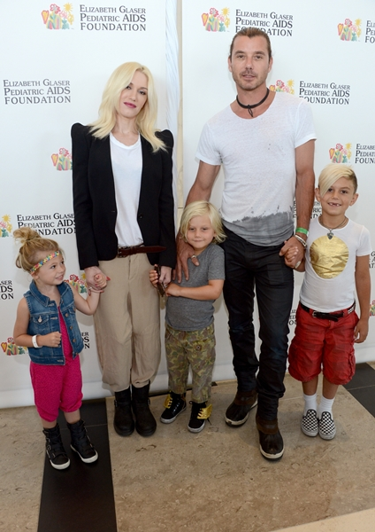 Gwen Stefani Family Photos, Age, Kids, Relationships History Rossdale