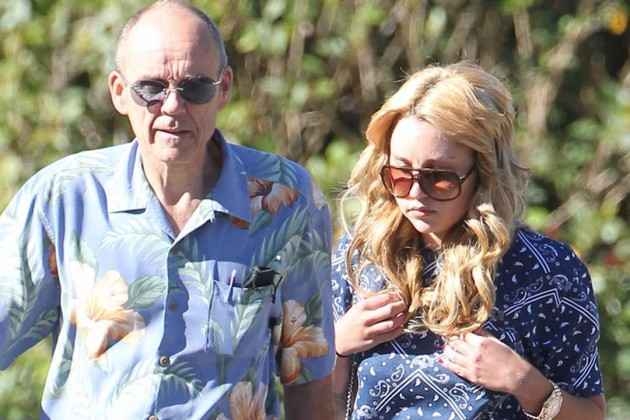 Amanda Bynes Family, Father, Sister, Brother Photos