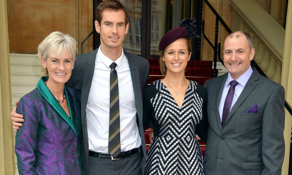 Andy Murray Family Tree, Wife, And Mother Name