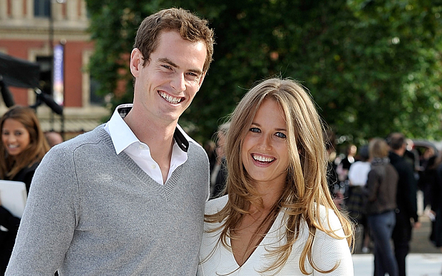 Andy Murray Wife, Father And Mother Name