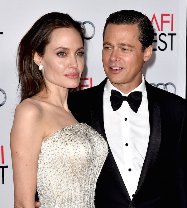 Angelina Jolie Family Picture, Father, Husband, Kids,