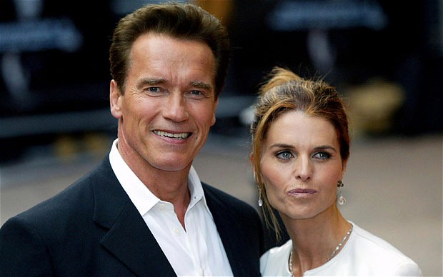 Arnold Schwarzenegger Family Pictures, Wife, Son, Age