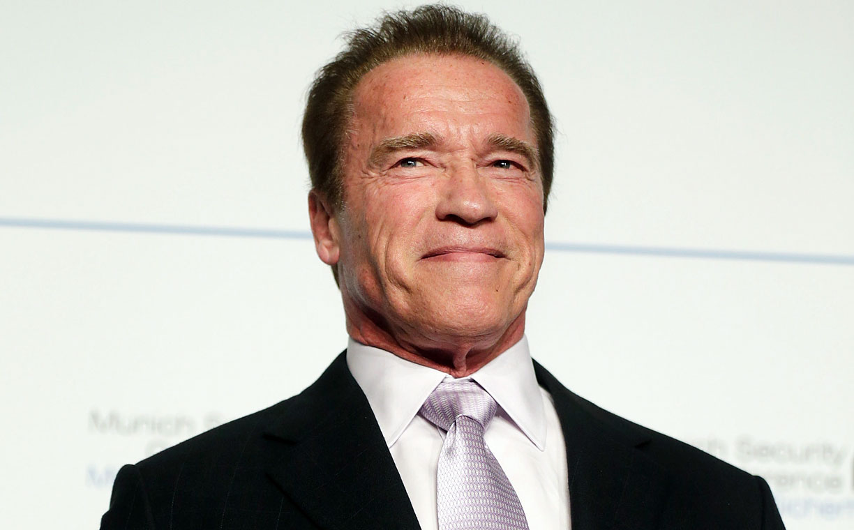 Arnold Schwarzenegger Family Pictures, Wife, Son, Daughter, Age