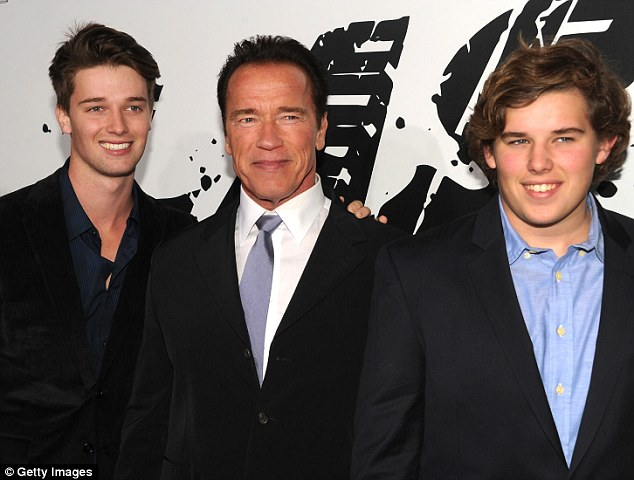 Arnold Schwarzenegger Family Wife, Son, Daughter, Age