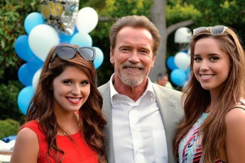 Arnold Schwarzenegger Pictures, Wife, Son, Daughter, Age