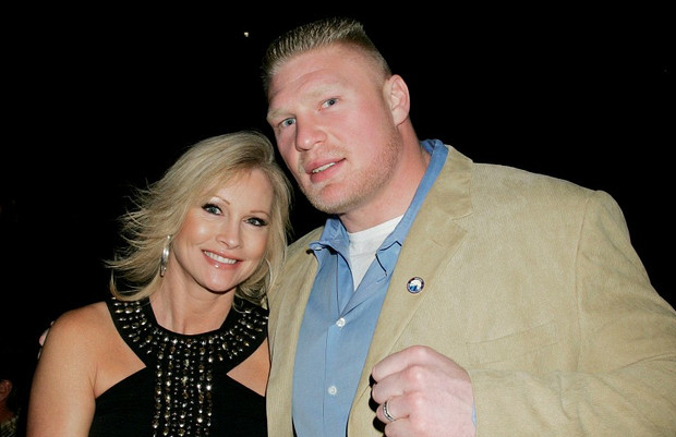 Brock Lesnar Family Pictures Wife, Age, Height, Weight