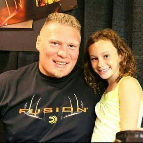 Brock Lesnar Family Pictures Wife, Daughter, Age, Weight