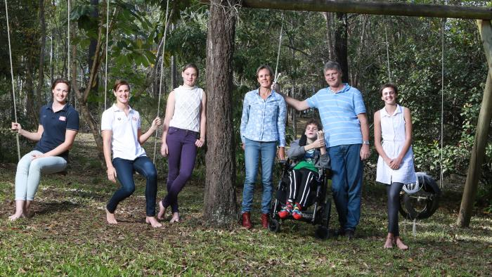 Cate Campbell Family, Partner, Parents Pictures