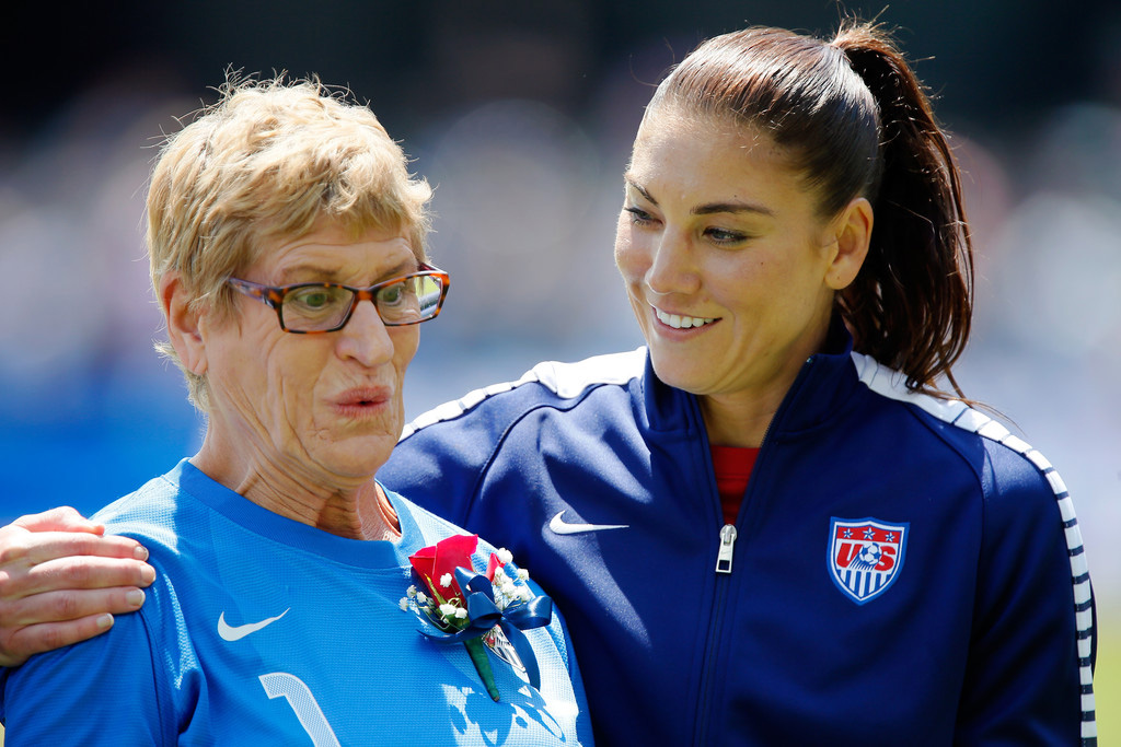 Hope Solo Family, Father, Mother, Husband Photos
