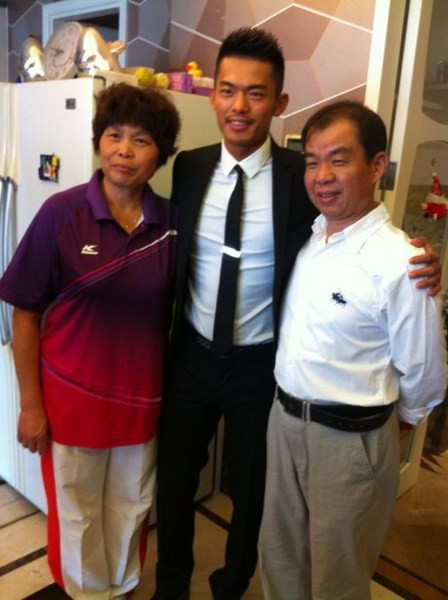 Lin Dan Family Background, Father and Mother Name