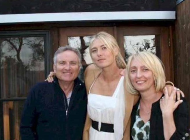 Maria Sharapova Family Pictures, Age, Height