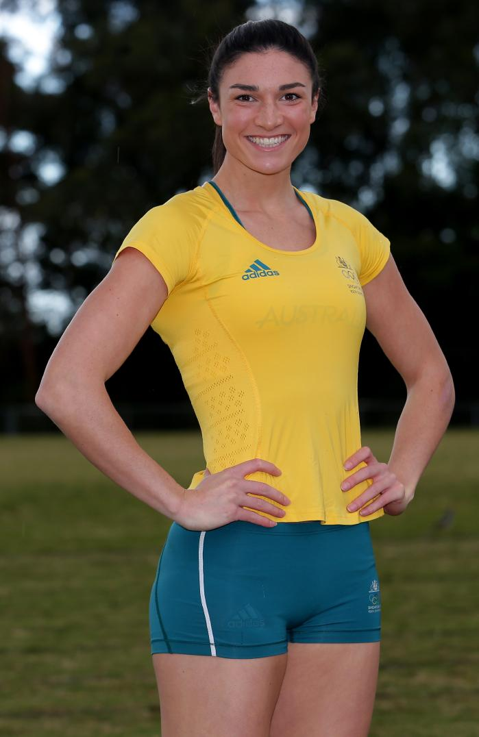Michelle Jenneke Family Photos, Husband, Age, Siblings
