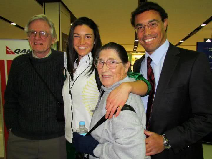 Michelle Jenneke Family Photos, Husband, Siblings