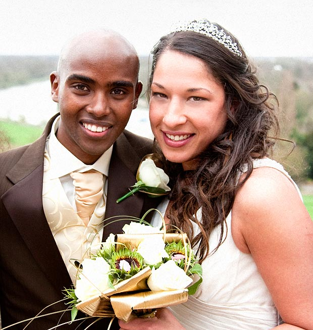 Mohamed Farah Wife, Daughter Father Name