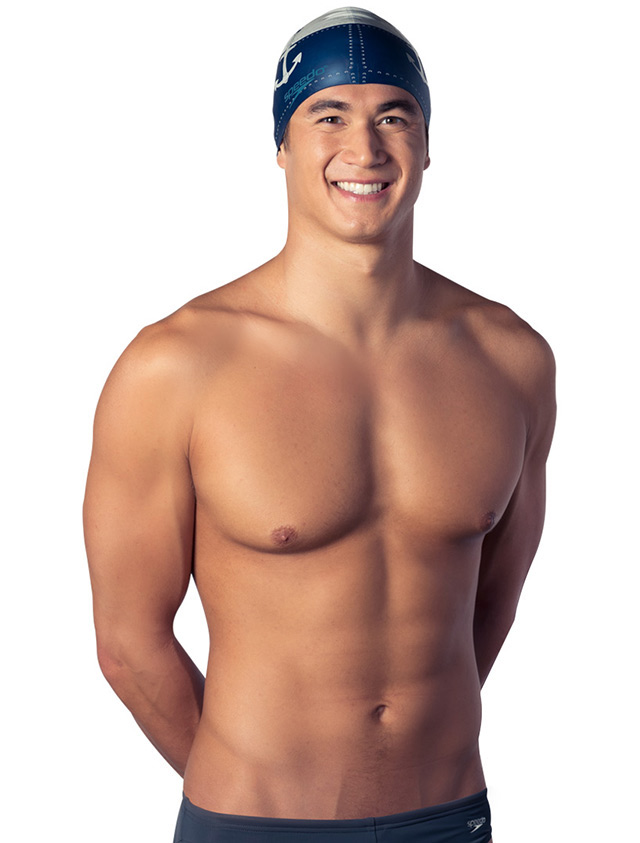 Nathan Adrian Family Height and Weight