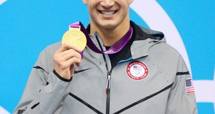 Nathan Adrian Family Picture Wife Height and Weight