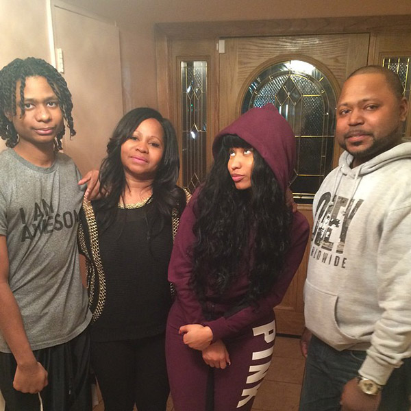 Nicki Minaj Family Members, Father, Mother, Daughter Name