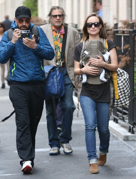Olivia Wilde Family, Husband, Kids