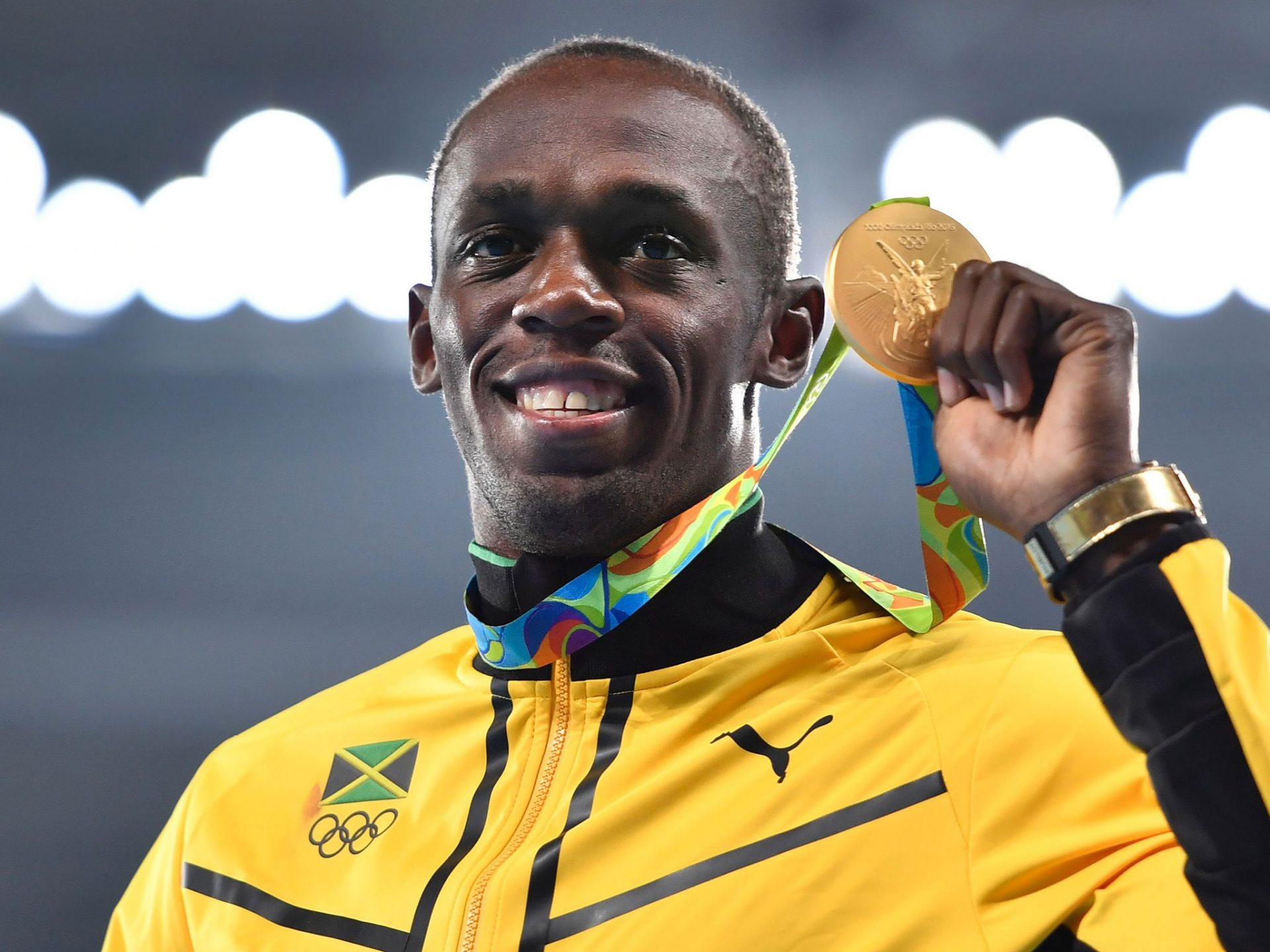 Usain Bolt Family Photos, Wife, Father, Mom, Height