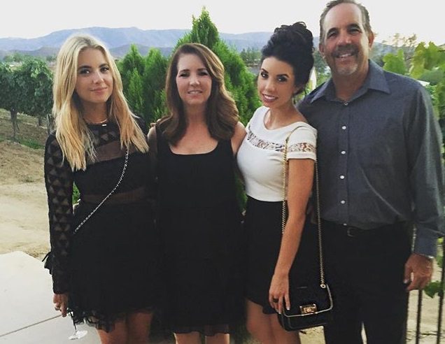 Ashley Benson Family Age, Parents, Boyfriend
