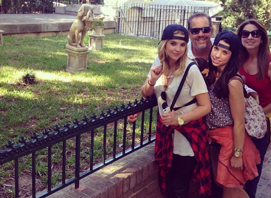 Ashley Benson Family Photos, Parents, Boyfriend
