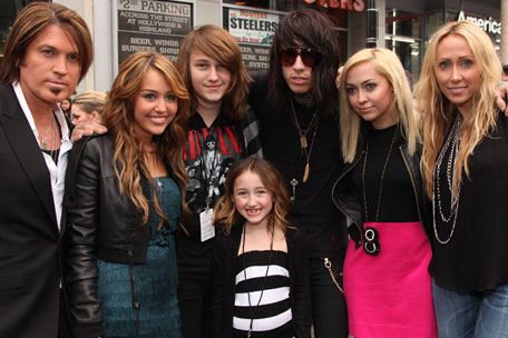 Billy Ray Cyrus Family Pictures Wife, Height, Age