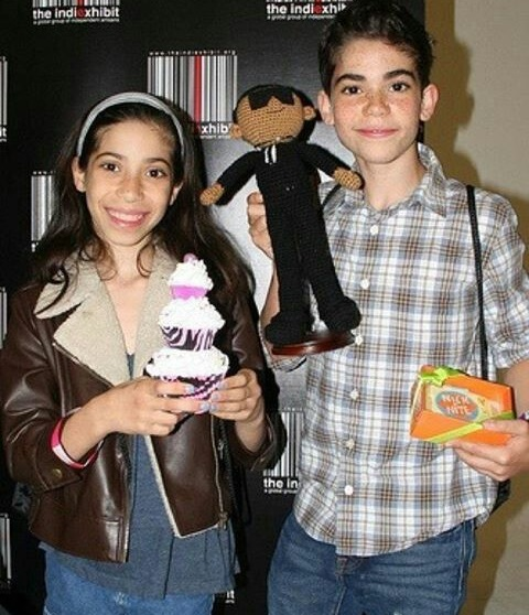 Cameron Boyce Family Siblings Sister Mom And Dad Pictures Age