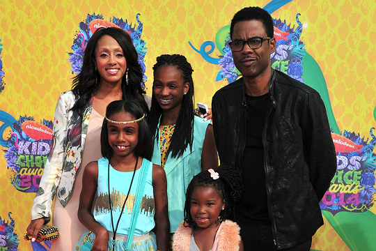 Chris Rock Family Pictures, Siblings, Kids, Age