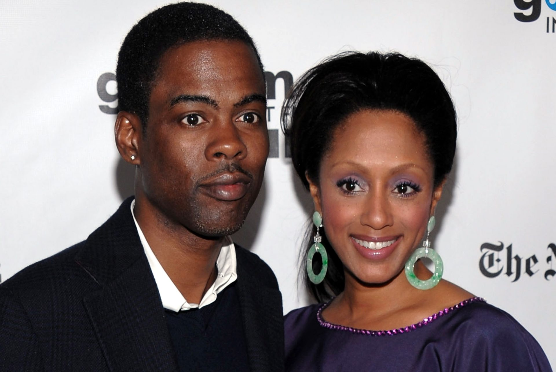Chris Rock Family Pictures, , Wife, Kids, Age