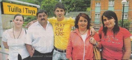 David Villa Family Pictures, Wife, Son, Height, Age