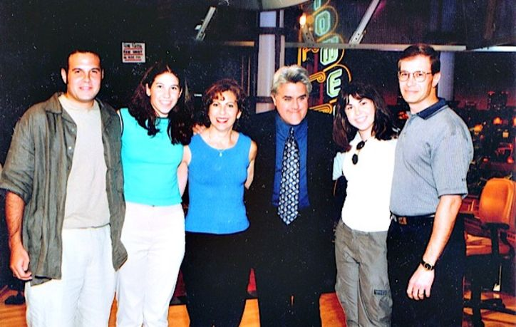 Jay Leno Family Pictures, Wife, Height Weight