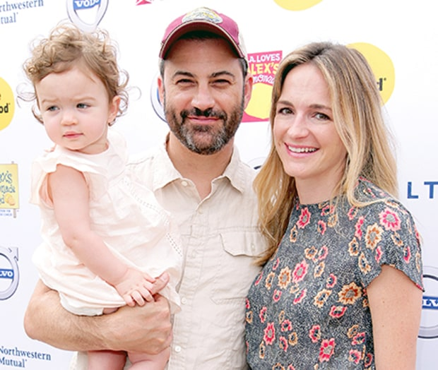 Jimmy Kimmel Family Pictures, Wife,  Kids, Net Worth