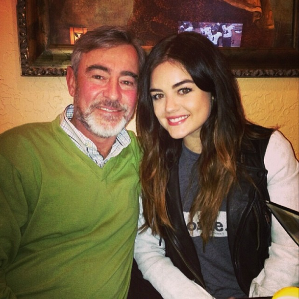 Lucy Hale Family Photos Parents, Sister,  Age